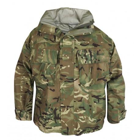 Куртка непромокаемая Англия, мембрана GORETEX, MTP