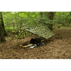 Тент Баша армейский Англия, 250x200cm, DPM