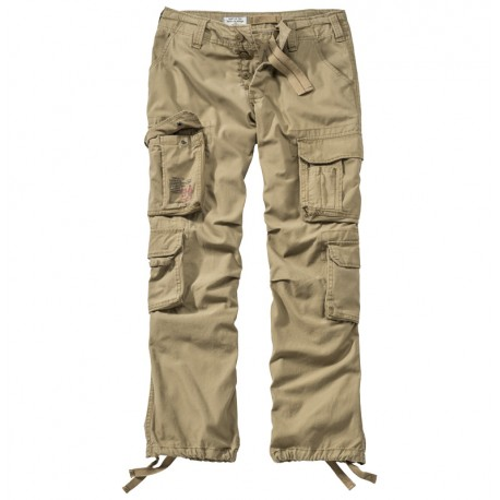 Брюки Surplus Airborne Vintage Trousers Германия, Бежевый