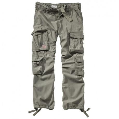 Брюки Surplus Airborne Vintage Trousers Германия, Олива