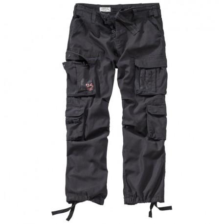 Брюки Surplus Airborne Vintage Trousers Германия, Чёрный