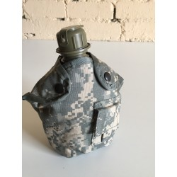 Фляга армейская в чехле US США, Alice, 0.85л, AT-Digital.