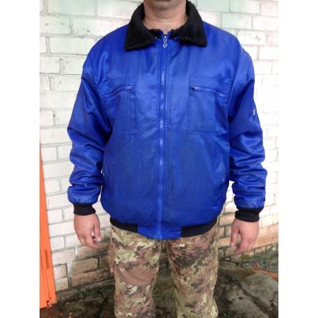 Куртка рабочая Бундесвер (Германия), Синяя
