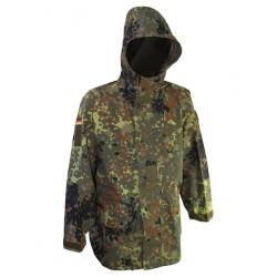 Куртка непромокаемая триламинат Бундесвер (Германия), мембрана GORETEX