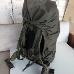 Непромокаемый чехол на рюкзак большой Австрия, Олива.