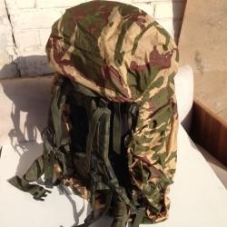 Чехол непромокаемый на рюкзак большой Италия, DESERT.