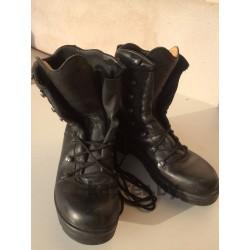 Ботинки мод. 2007 Бундесвер (Германия), Чёрные