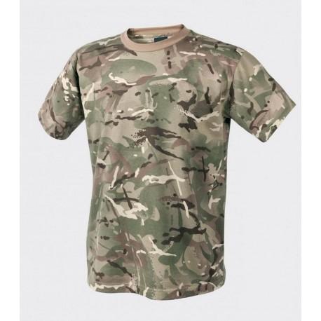 футболка MIL-TEC T-SHIRT MULTITARN 95/CO 5/EL