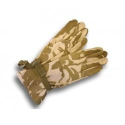 Перчатки кожаные Англия, DESERT.
