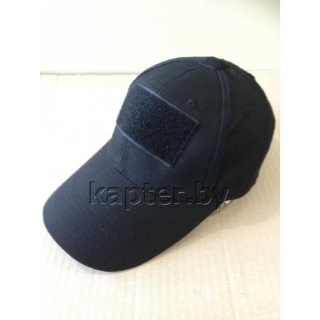 Бейсболка (Operator Cap) Чёрные