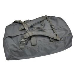Сумка-рюкзак парашютная Голландия, 100л, Чёрная, б/у.