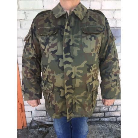 Куртка Польша, Woodland