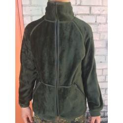 Куртка флисовая Голландия, Новая модель, Олива, б/у.
