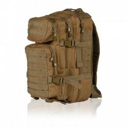 Рюкзак тактический Assault US Army Германия, 40л, Coyote.