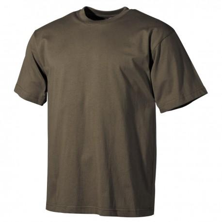 Футболка US T-Shirt . Олива.
