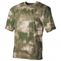 Футболка US T-Shirt Германия, 170г /м², HDT Camo FG.