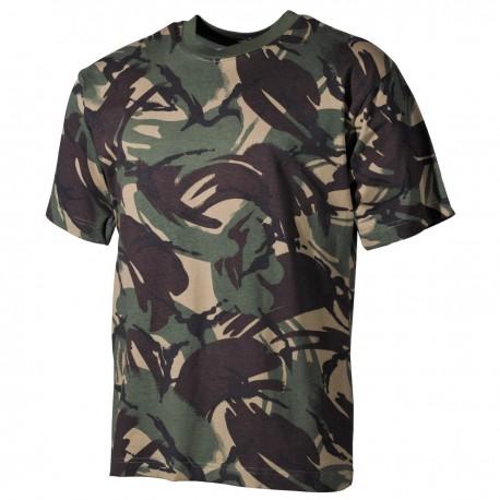 Футболка US T-Shirt . 170г /м². DPM .