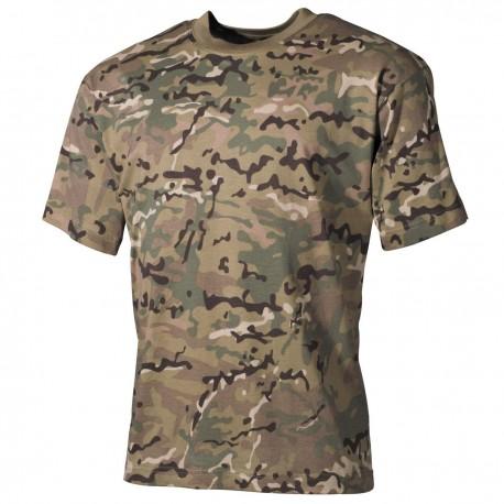 Футболка US T-Shirt . 170г /м². Operation-camo.