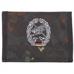 Кошелёк с эмблемой Разведка Fernspäher Бундесвер (Германия), Флектарн.