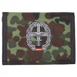 Кошелёк с эмблемой Армейская авиация Heeresflieger Бундесвер (Германия), Флектарн.