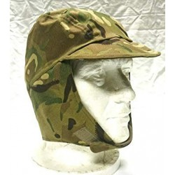 Шапка-кепка зимняя Англия, мембрана GORETEX, MTP.