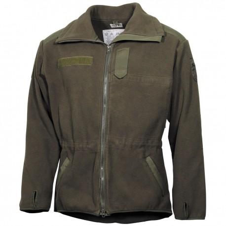 Куртка флисовая Австрия, Олива