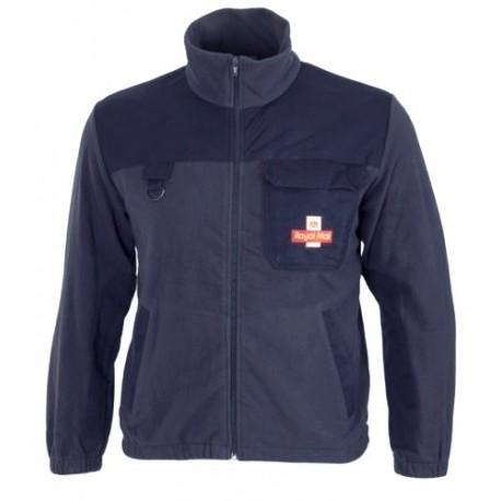 Куртка флисовая Royal Mail Англия, Синяя