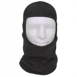 Бафф-шарф с капюшоном. Флиссовый. Олива.