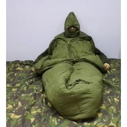 Зимняя спальная система, KSK Bundeswehr (спецназ Бундесвера), б/у.