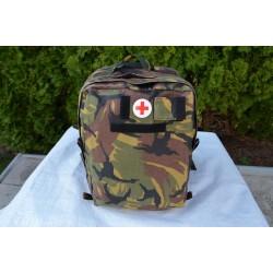 Рюкзак Тактический  Медицинский  Голландия, 40л, DPM.