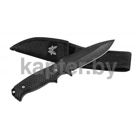 Нож с фиксированным клинком Benchmade A27 (США).