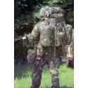 Британский армейский рюкзак БЕРГЕН (BRITISH ARMY BERGEN) DPM IRR.б/у