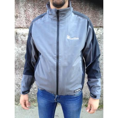 Куртка ветро-влагозащитная на флисе. Англия.