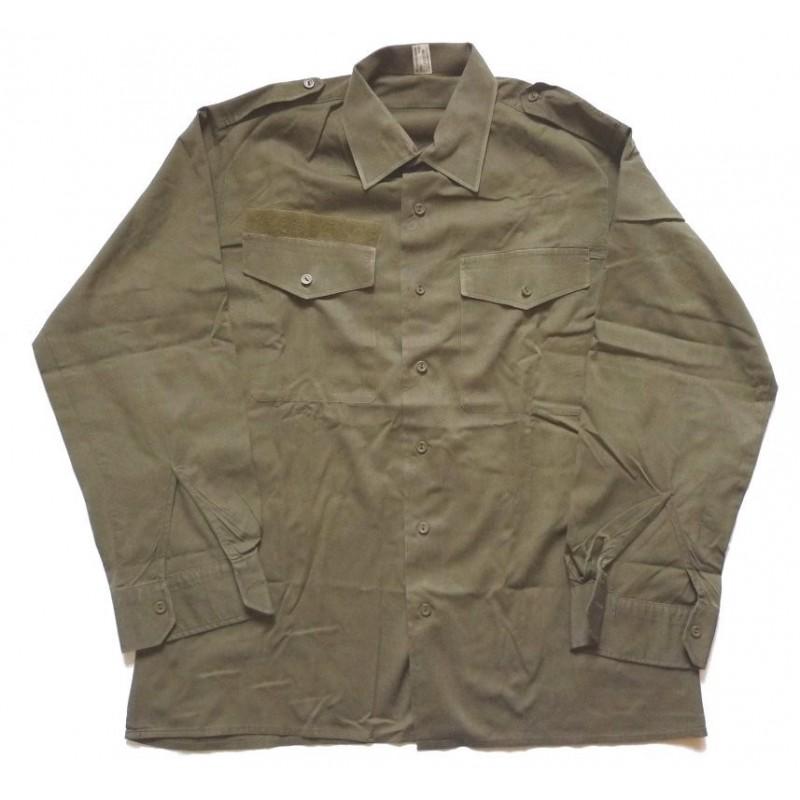 cdb778ea59e53 Рубашка форменная Австрия, Олива, б/у. - Старшина ( военная форма ...