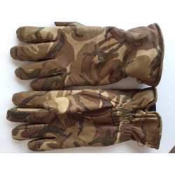 Перчатки кожаные утеплённые Англия, MTP.