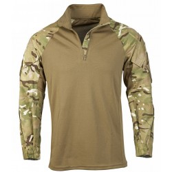 Рубашка тактическая S95 UBACS Англия, MTP, Олива.