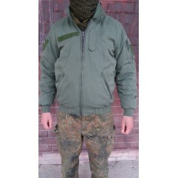 Куртка танковая негорючая Австрия. Бомбер, Олива.