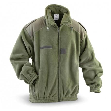 Куртка флисовая Polar Франция, Олива