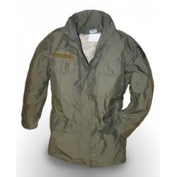 Куртка непромокаемая пехотная Австрия, мембрана GORETEX, Олива