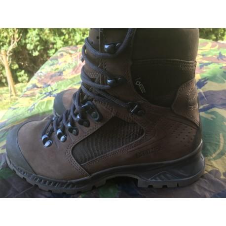 ботинки BW Meindl Boots MD Rock GTX коричневые. б/у.