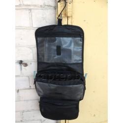 несессер HOLL. (сумка для туалетный принадлежностей) чёрный .