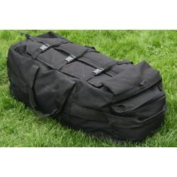 Сумка-рюкзак транспортировочная Англия, Чёрная