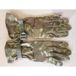 Перчатки кожаные Англия, MTP.