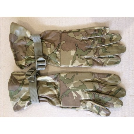 Перчатки кожаные MTP. Англия.