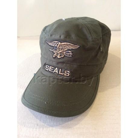 Кепка  SEALS Олива