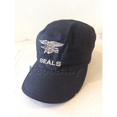 Кепка  SEALS Чёрная
