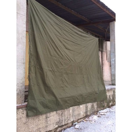 Тент Баша армейский Голландия, 500x400cm, Олива