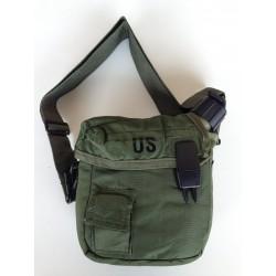 Фляга армейская в чехле US США, 2л, Олива.