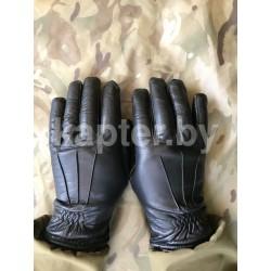 Перчатки коженые кевларовые .Устойчивые к порезам.