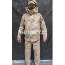 Куртка U.S. ARMY ECWCS GEN I COLD WEATHER GORE-TEX DCU DESERT мембрана GORETEX, б/у.